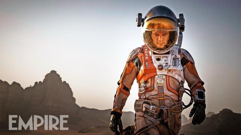 Foto de 'The Martian', primeras imágenes (1/4)