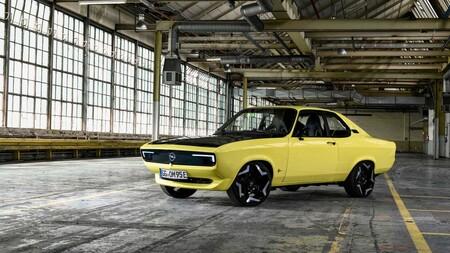 ¡Vuelve el Opel Manta! El deportivo alemán será eléctrico y llegará a mediados de esta década