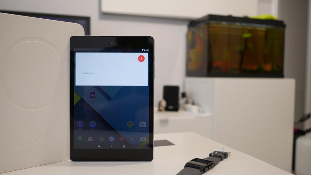 Foto de Nexus 9, análisis (10/27)