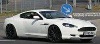 Fotos espías del Aston Martin DBS
