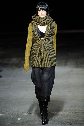 Foto de Alexander Wang, Otoño-Invierno 2010/2011 en la Semana de la Moda de Nueva York (11/20)