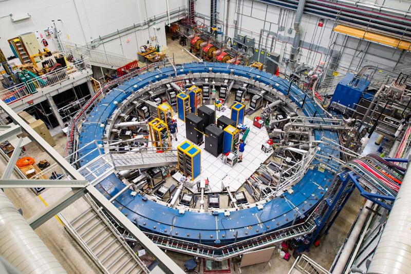 Nuestra mejor teoría del Universo se tambalea: el Fermilab encuentra fuertes evidencias que hay algo más allá de las actuales leyes de la física