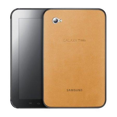 funda de piel para el Galaxy Tab