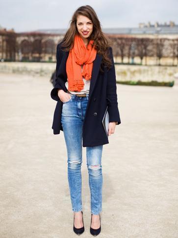 Los 10 mejores looks de calle en la Semana de la Moda de París