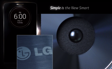 LG G3 se deja ver en su primer video teaser oficial