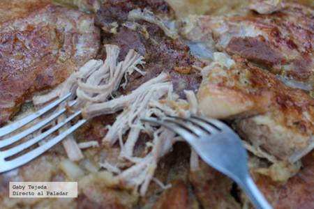 Receta: Carne tirada, suave y exquisita para comerla como quieras.