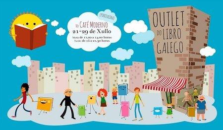 Segundo Outlet del Libro Gallego en Pontevedra