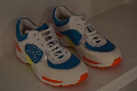 Zapatillas Chanel colección Primavera-Verano 2012