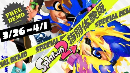 Splatoon 2 recibirá 10 armas clásicas y una demo especial de siete días