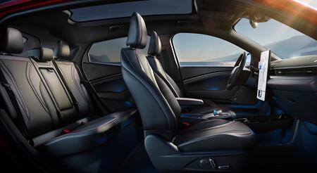 Ford Mustang Mach E Interior 14
