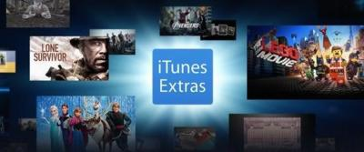 iTunes Extras ahora disponible para contenido en HD