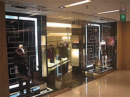 Versace abre tienda en Las Vegas