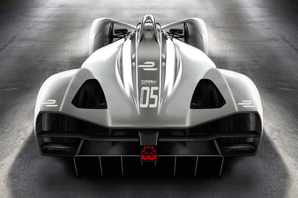 05 Formula E Spark Season cinco Rear 970x647 C