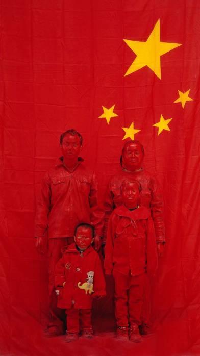 Foto de Hiding in the City: el hombre invisible. Liu Bolin (6/50)