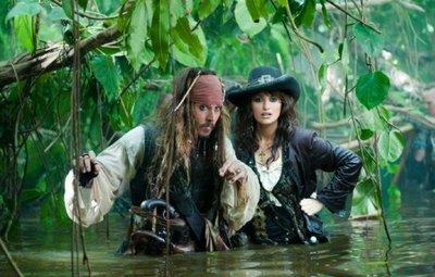 'Piratas del Caribe: En mareas misteriosas', tráiler, primeras imágenes y vídeo con escenas del rodaje