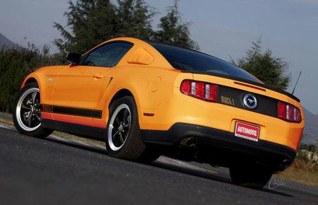 Imaginando el 2011 Ford Mustang Mach 1