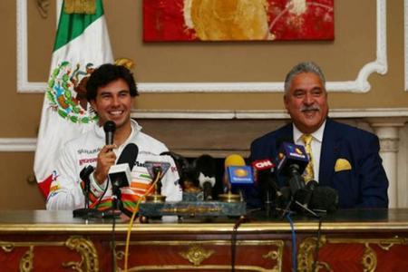 Vijay Mallya admite que Force India tendrá un sólido patrocinio en 2014