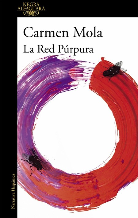 Carmen Mola, La red púrpura