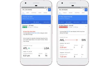 Google predecirá cuándo se retrasará tu próximo vuelo y te avisará antes que la aerolínea
