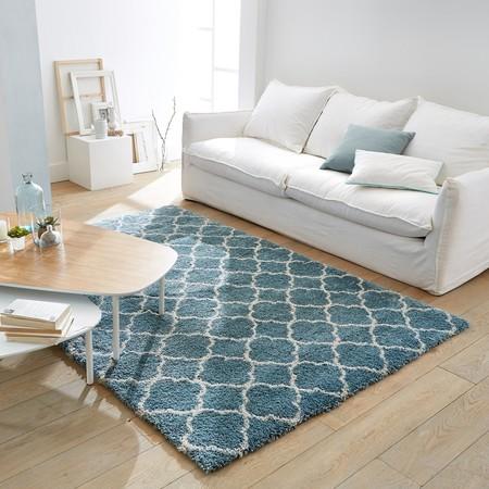 4 alfombras para el salón por menos de 100 euros y con importantes