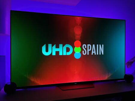 El contenido en calidad 4K con HDR llega al TDT en España gracias a UHD Spain: así puedes sintonizarlo en tu televisor