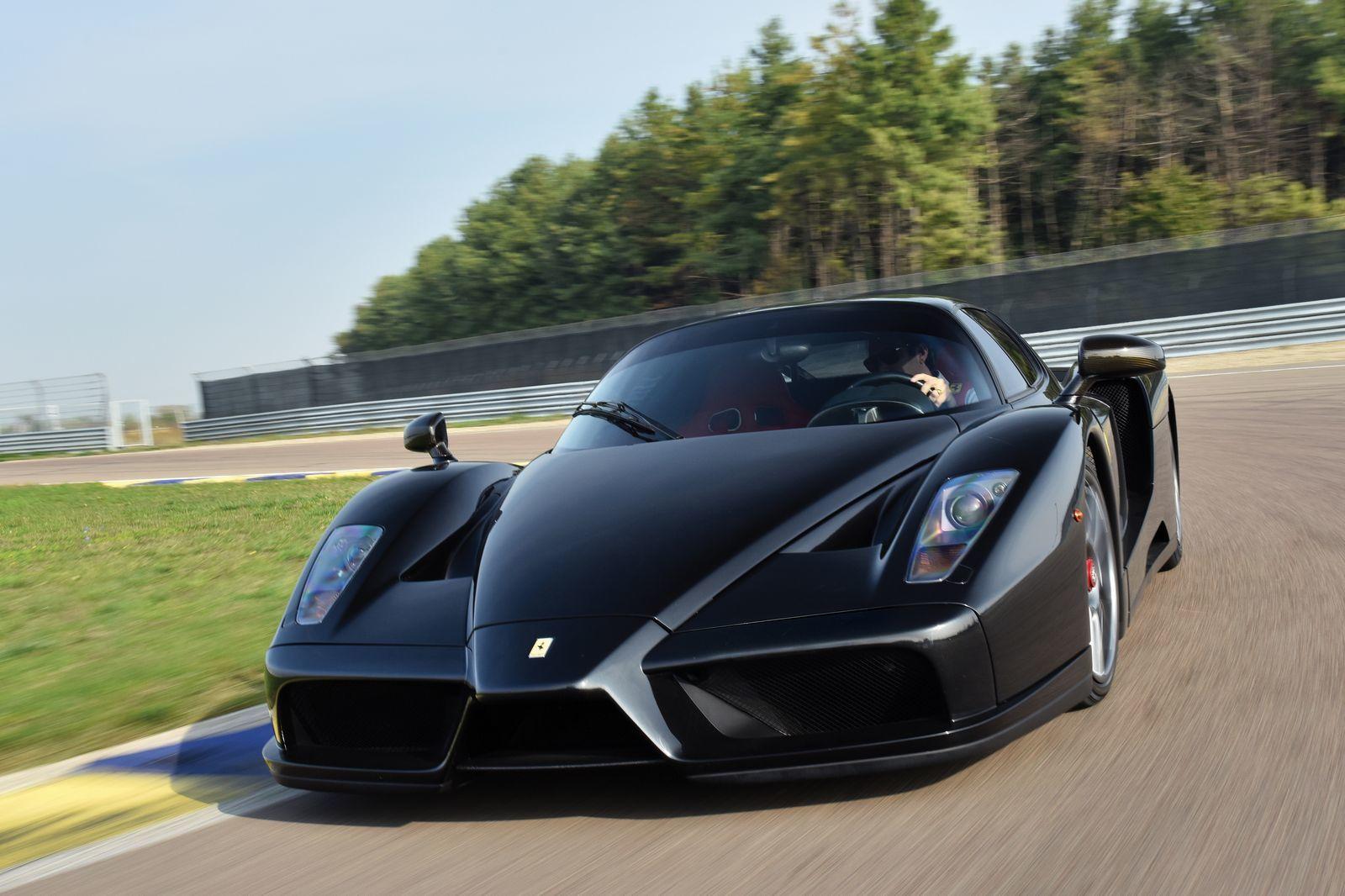 Foto de Ferrari Enzo subasta (9/27)