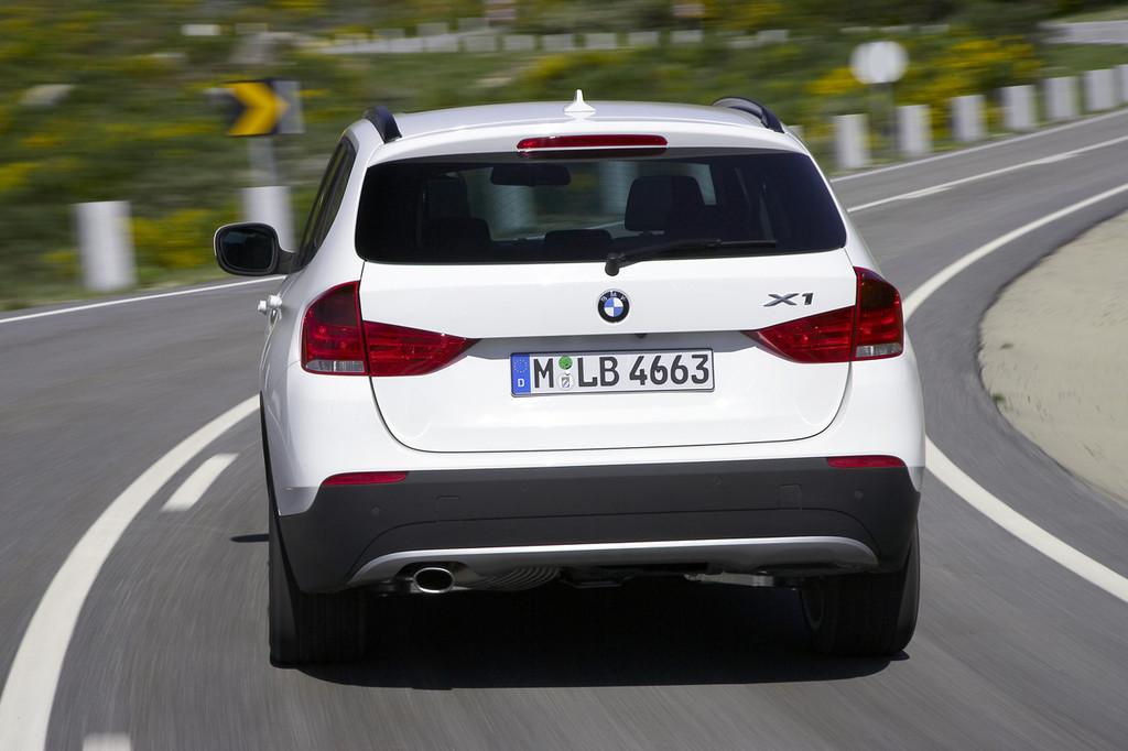 Foto de BMW X1 (21/120)