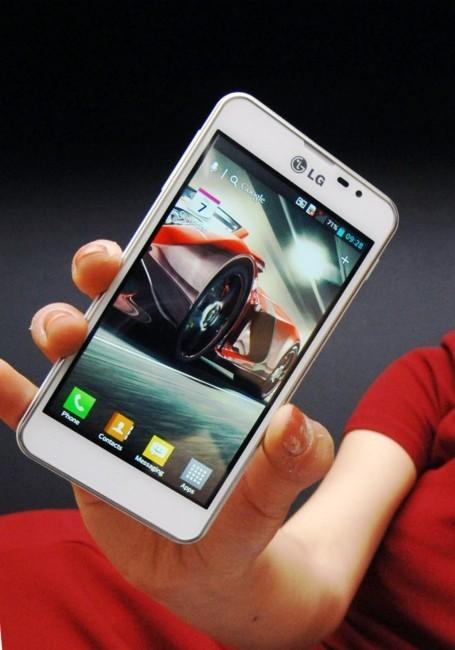 El LG Optimus F5 y su conectividad LTE llegan a la calle