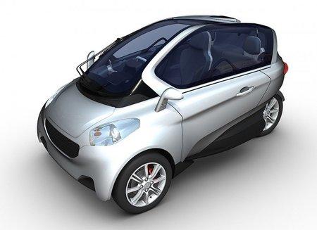 PSA Velv: Otro micro-coche eléctrico