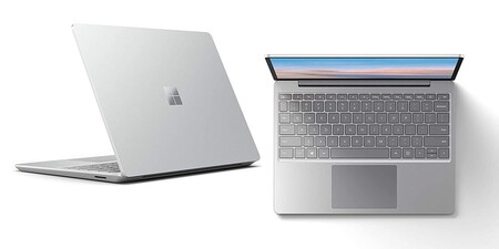 Microsoft Surface Laptop Go 2