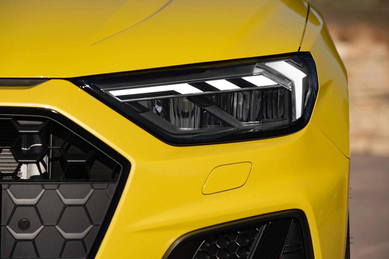 Foto de Audi A1 2018, toma de contacto (14/172)