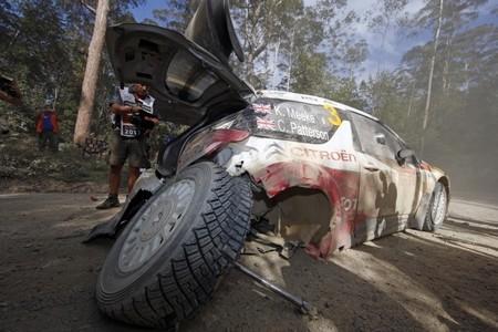 Las mejores imágenes del Rally de Australia
