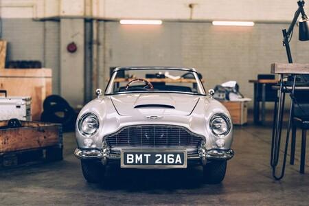 Aston Martin Db5 Junior James Bond No Time To Die 2