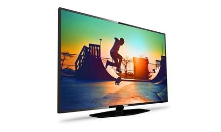 Philips 43PUS6162, otra interesante smart TV de 43 pulgadas que, este fin de semana en eBay nos sale por sólo 339 euros