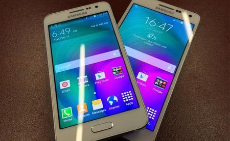 Samsung Galaxy A3 y A5, primeras impresiones
