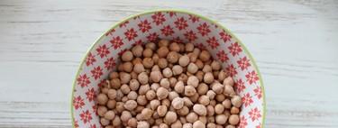 Las legumbres deben ser la base del aporte de proteínas en dietas vegetarianas
