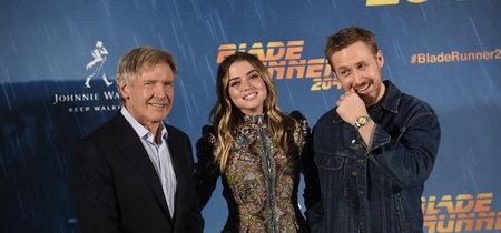 Ana de Armas consigue distraernos (brevemente) de Ryan Gosling en la presentación de Blade Runner 2049 en Madrid