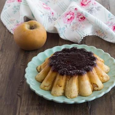 Pudin de manzana y soletillas, receta de aprovechamiento en toda la regla