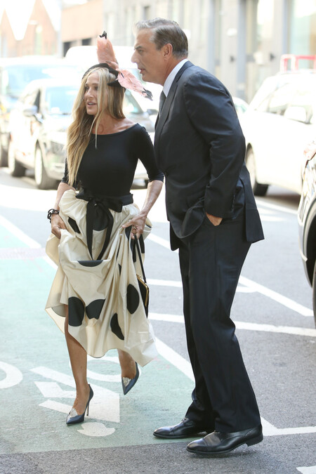 sarah jessica parker rodaje sexo en nueva york carrie bradshaw