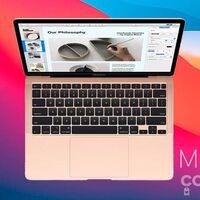 MediaMarkt tiene el MacBook Air con chip M1 más barato que nunca: comprándolo por 961 euros te estarás ahorrando casi 170 euros