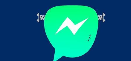 Facebook Messenger se está convirtiendo en un monstruo