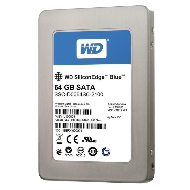 Foto de Western Digital SiliconEdge Blue SSD (2/6)
