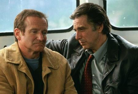 Al Pacino y Robin Williams en