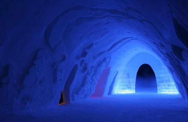 ¿Nostalgia de 'Juego de tronos'? Ahora podrás dormir en este hotel de hielo que te hará sentir más allá del muro
