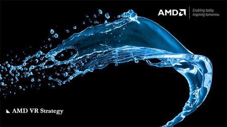 AMD apuesta duro por la realidad virtual y presenta LiquidVR