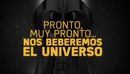 Pequeños fans de Star Wars, hay algo que vais a desear con todas las fuerzas del universo...