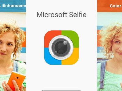 Microsoft Selfie usa inteligencia artificial al servicio de tus selfies
