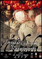 VI Jornadas Gastronómicas en el Renacimiento