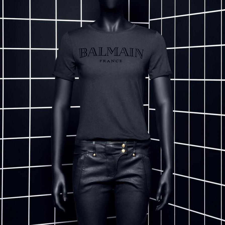 Foto de H&M x Balmain lookbook (52/63)