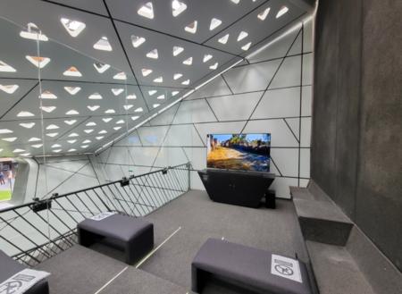 Hay una nueva sala OLED en la Cineteca en México y es gratuita: cortometrajes y cintas restauradas formarán parte de su programación